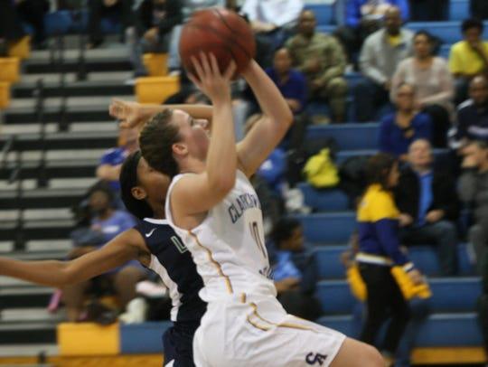 Clarksville Academy's girls will face McEwen Friday