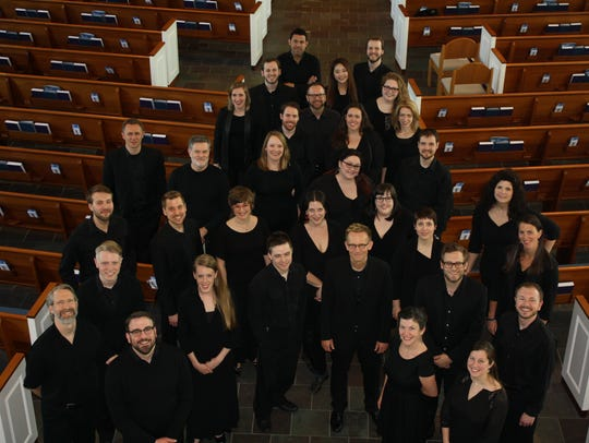 The Vocal Arts Ensemble of Cincinnati
