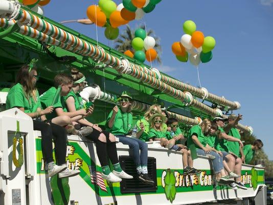 Phoenix St. Patrick's Day Parade