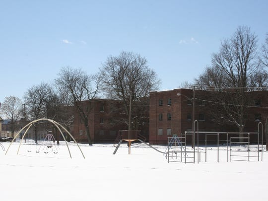 A team of Cornell University students are working on a redesign for Ernie Davis Park in Elmira.