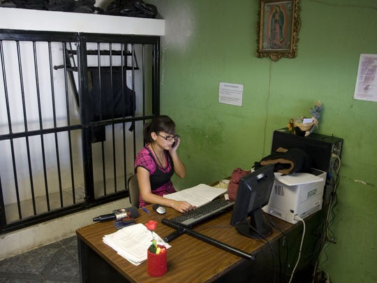 """In 2010, Marisol Valles García set a goal of restoring public trust as the chief of police in Praxedis G. Guerrero, a town that is 35 miles southeast of Juárez. """"Fear is always there,"""" she said back then. """"I think we are all scared."""""""
