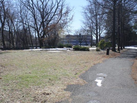 Lodi playground area