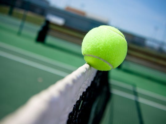 Franklin aldermen agreed this month to pay $779,321 for Tennessee Valley Paving Co. to repair tennis courts at Jim Warren Park.