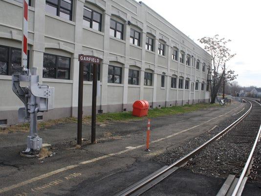 Passaic Street train station