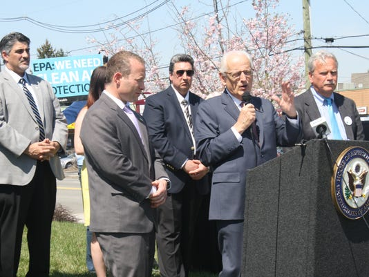 Rep. Pascrell in Garfield