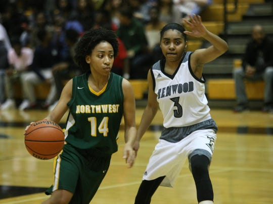 Northwest and Kenwood had several players represented