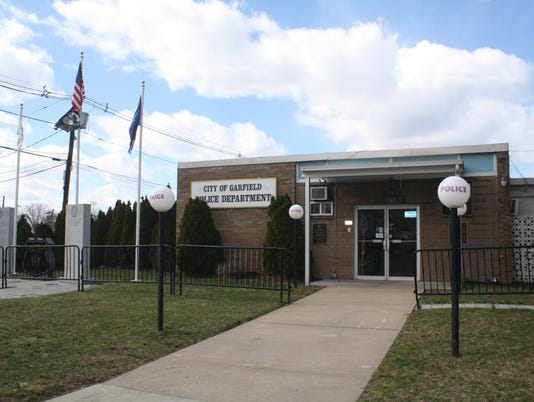 Old Garfield police department