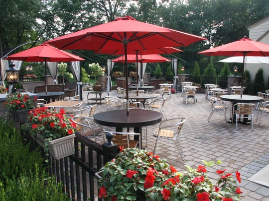 The Patio at Locale in Closter