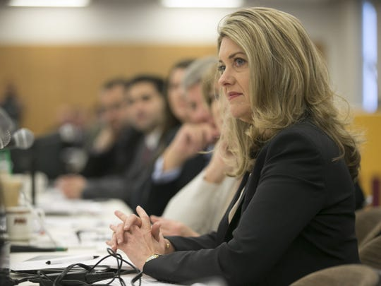 Eileen Klein, president of the Arizona Board of Regents.