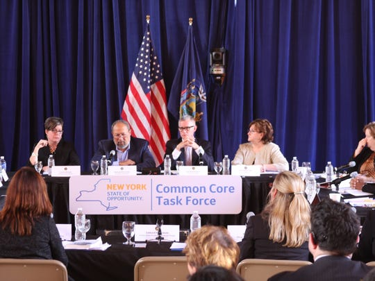 Gov. Andrew Cuomo's Common Core Task Force listens