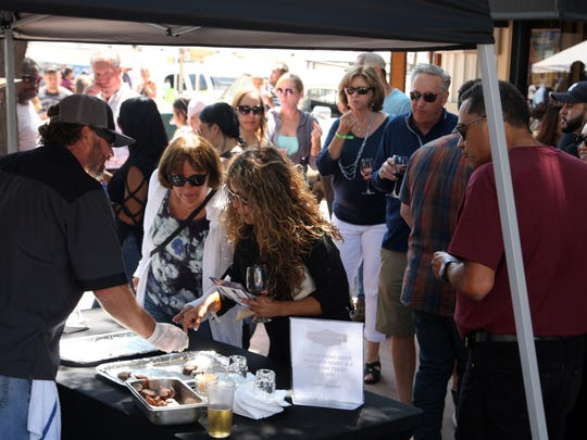 Salinas Valley Food & Wine Festival 2017