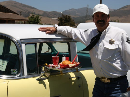Local radio personality Johnny Morgan will emcee the Sheriff's Posse Classic Car Show