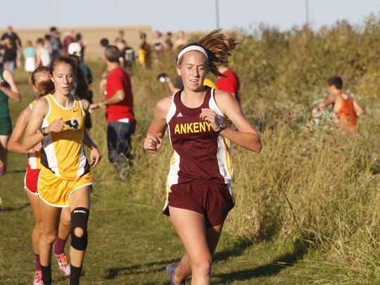 Ankeny's Alex Robran competes in last year's Southeast