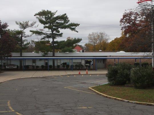 William Ward Elementary School in New Rochelle.