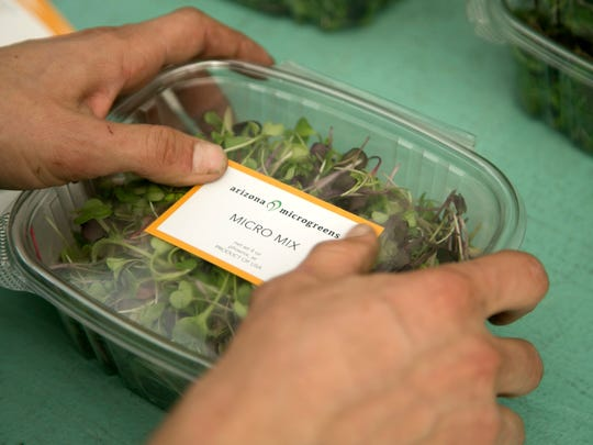 Carefree Market is a weekly market where you'll find everything from microgreens to marmalade.