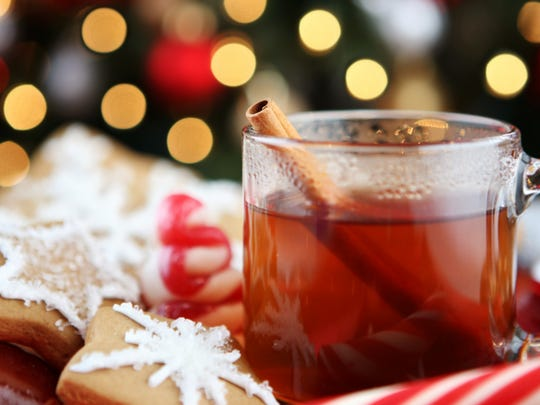 Christmas Apple Cider