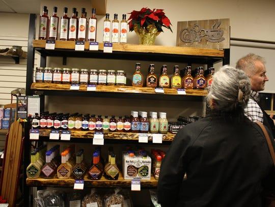 The Agriculture Development Center's Taste NY Market