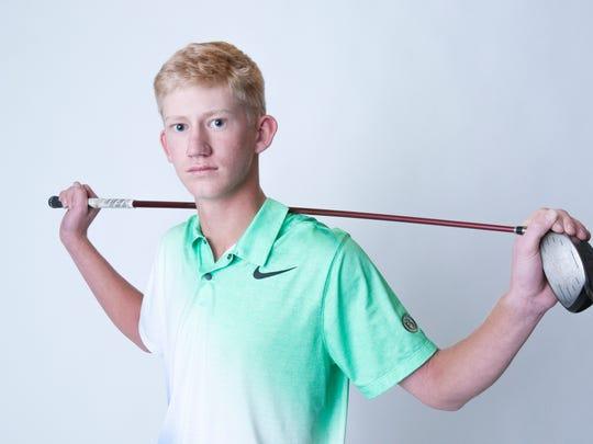 Drew Miller, Briarcrest golf