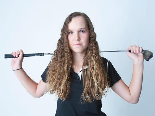Rachel Heck, St. Agnes golf
