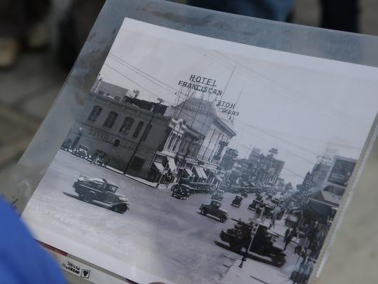 The 100 block of Main Street, Salinas