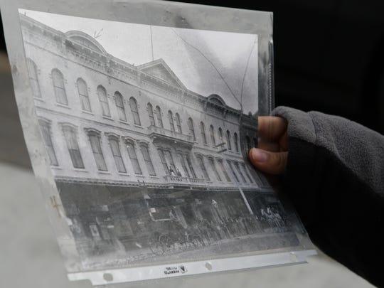 The Abbott Hotel on Main  Street