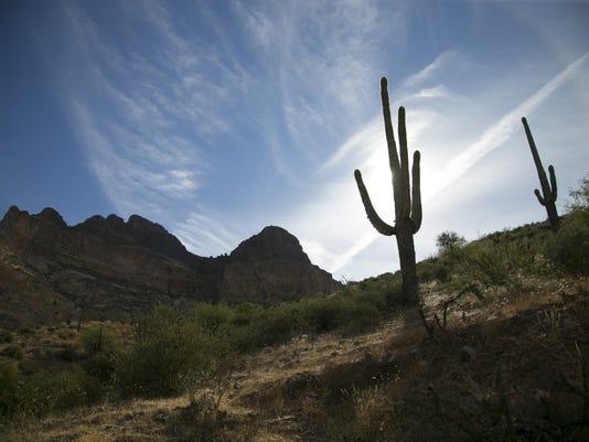 Best Hikes Valley - Picketpost Mountain