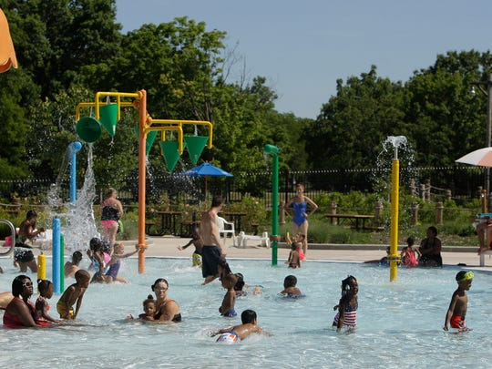 Milwaukee County's Schulz Aquatic Center and Cool Waters Aquatic Center are both open for one more weekend - this one.