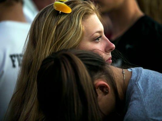 USP NEWS PARKLAND SCHOOL SHOOTING A USA FL