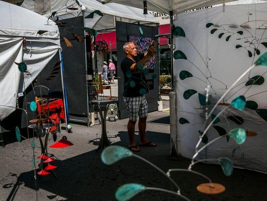LEDE NDN 0326 ART FEST