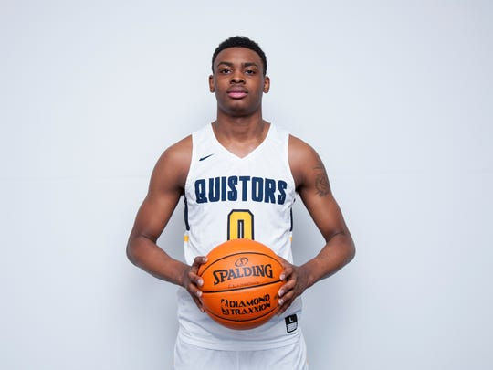 D.J. Jeffries, Olive Branch basketball