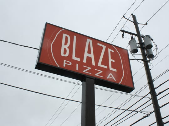 Blaze Pizza is located at 3714 Vestal Parkway in Vestal.