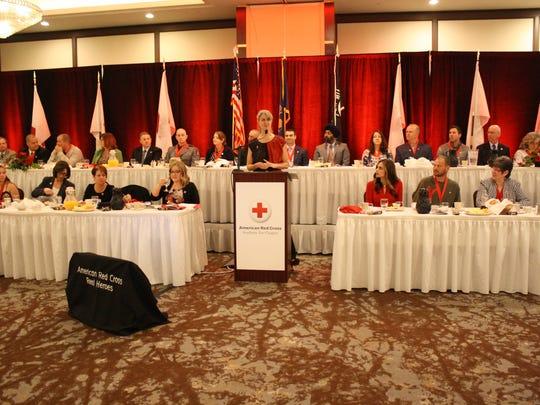 International Disaster Response Volunteer Winnie Romeril