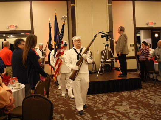The Ninth Annual Real Heroes Breakfast was held Thursday morning  at the DoubleTree by Hilton Binghamton.