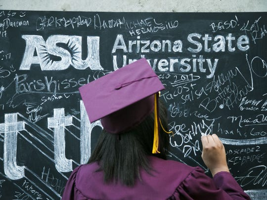 Arizona State University often trumpets that it has