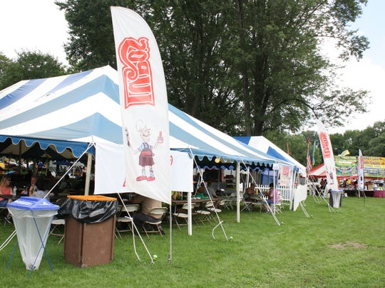 Lupo's Spiedies has attended the Spiedie Fest for 33