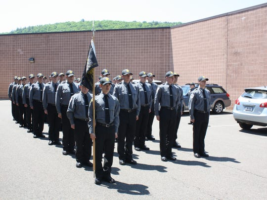 The Broome County Sheriff's Law Enforcement Academy