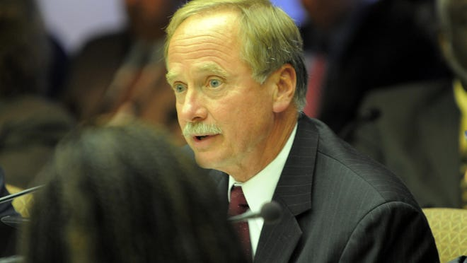 Director Keith Creagh said staffers should have insisted on applying corrosion controls two years ago.