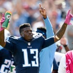 Kendall Wright returns — for real — as Titans top Browns