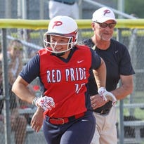 Plainfield softball star making history — and doesn't even know it