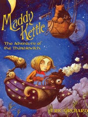'Maddy Kettle, The Adventure of the Thimblewitch' by Eric Orchard