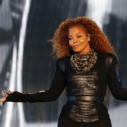 Naming her new single 'DammnBaby' is about as close as Janet Jackson has come to commenting on news that she is pregnant.