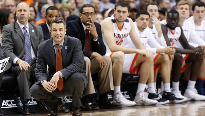 Tony Bennett and his Virginia Cavaliers could run into Michigan State in the NCAA tournament -- again.