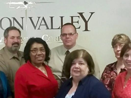 "The Lebanon Valley Workforce Alliance unveiled its new logo and motto, ""Together We Can"" at its June meeting."