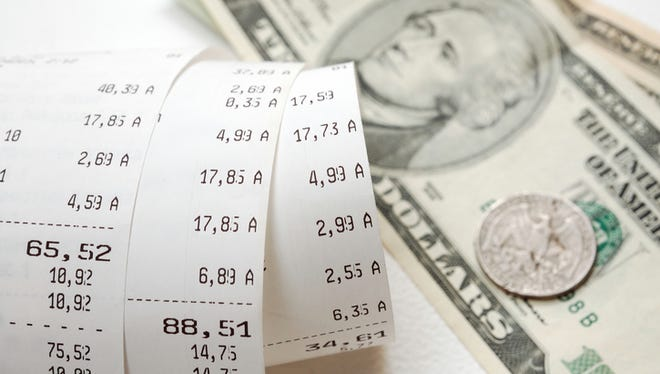 Arizona's sales-tax rate is the 11th-highest in the United States, according to the Tax Foundation.