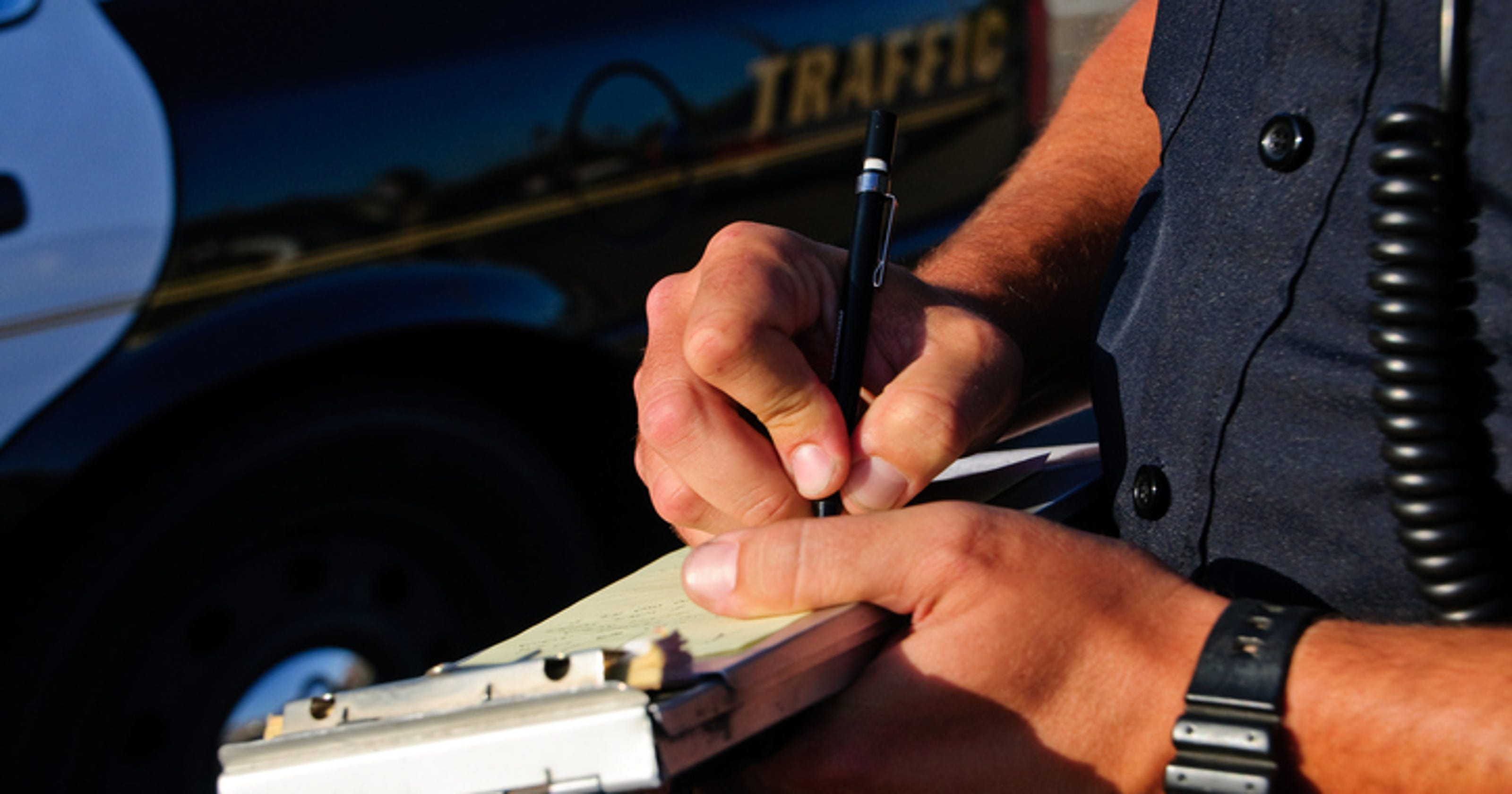41 speeding tickets with secret code dismissed