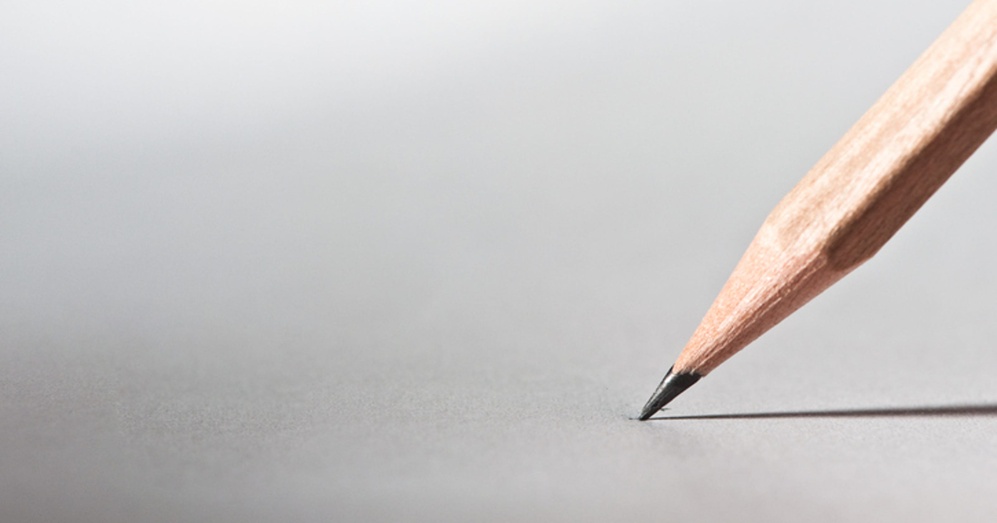 Image result for writing with a  pencil