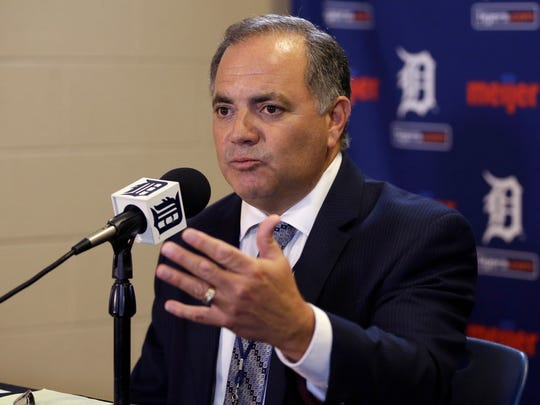 Detroit Tigers executive vice president and general