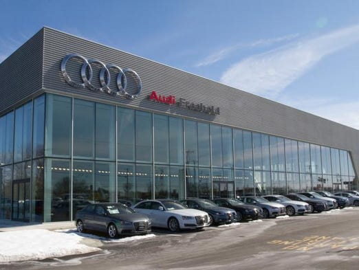 Biggest Audi Dealer In U S Opens In Freehold Township