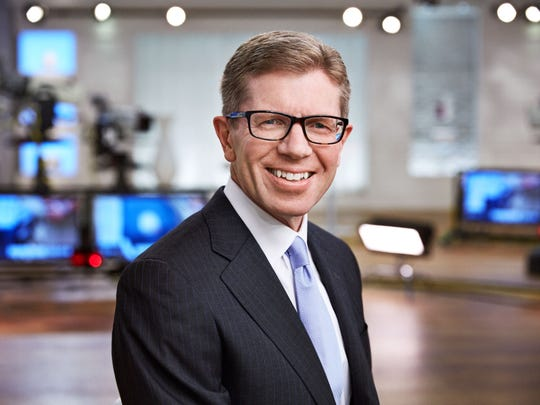 Mike George is president and CEO of Qurate, the company that owns QVC and HSN.