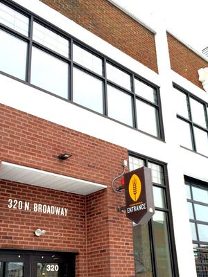 Khrome is on the second floor of the new Titletown expansion at 320 N. Broadway.